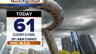 Cloudy & chilly - Video