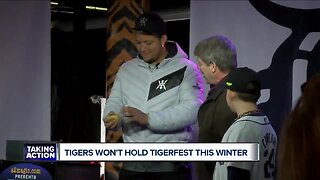 Tigers not holding TigerFest in winter, will wait until summer