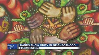 New mural creates positive change on Milwaukee's south side - Video