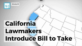 California Lawmakers Introduce Bill To Take Trump Tax-cut Savings From Companies - Video