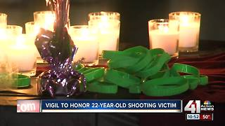 Mom holds vigil for daughter killed in shooting - Video