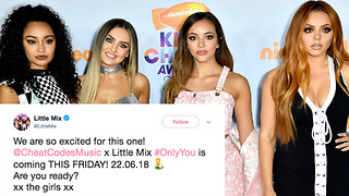 Little Mix RELEASES NEW Music With DJ Cheat Codes!