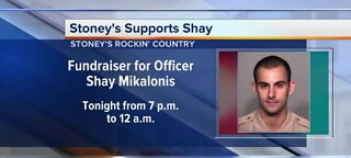Stoney's Rockin' Country supports Officer Shay