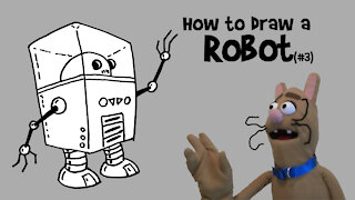 How to Draw a Robot (#3)