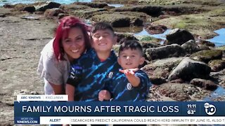 Family identifies children killed in Chula Vista house fire