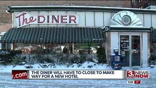 The Diner to close after property sold to hotel owner - Video