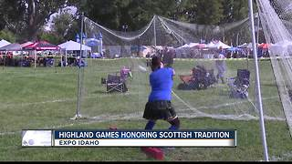 Boise's Highland Games honor Scottish tradition - Video