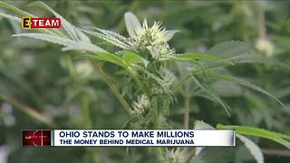 Ohio stands to make millions from legalizing medical marijuana - Video