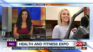 Free Health and Fitness Expo held in central Bakersfield
