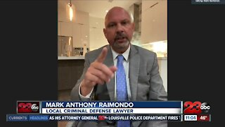 Criminal defense lawyer speaks on consequences for D.C protests