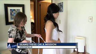 Greenfield designer conquering chronic health problems - Video