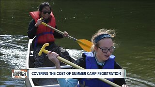 Here's some ideas to afford summer camp for struggling families