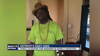 Family pleads for answers in deadly shooting - Video