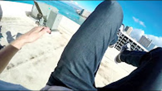HAWAII PARKOUR POV: Exploring Oahu - Video