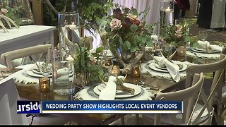 Wedding Party Show highlights local event vendors
