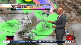 Saturday Morning Weather Update 11/25/17 - Video