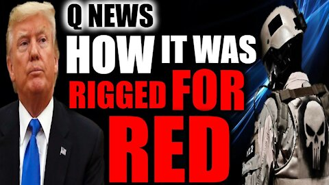 Trump's Election Fraud Trap Catches Deep State Red-Handed? + Air Force Vet Cohosts w/ Analysis...