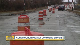 Confusing construction projects create chaos
