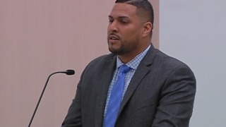 Former City Manager Jonathan Evans speaks to council - Video