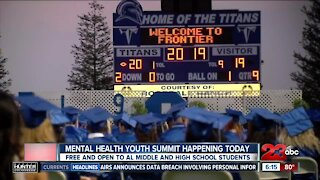 Mental health youth summit open to middle, high school students