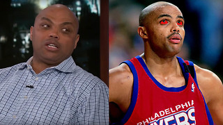Charles Barkley Says He Played an NBA Game Blackout Drunk