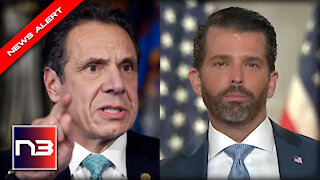 BOOM! Don Jr. UNLEASHES on Gov. Cuomo with BRUTAL Reality Check