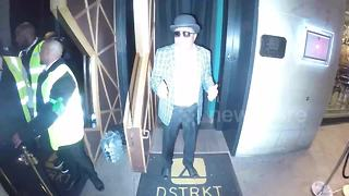Tito Jackson at his album launch party - Video