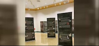 'How Did You Survive' exhibit back open at West Charleston Library