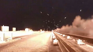 Watch A Sled Travel At 6,599 MPH