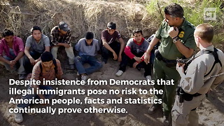 Illegal Immigrants Crime Statistics Are Really Bad - Video