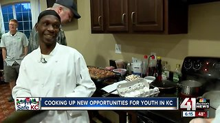 Group cooks up opportunity for at-risk KC youth