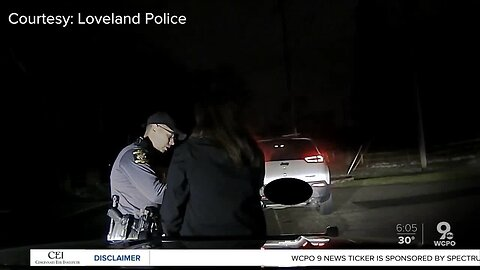 CPD officers Amanda Canton and her husband Patrick were pulled over for OVI and confronted Loveland officers
