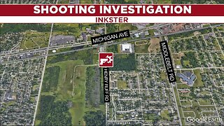 Police investigating shooting in Inkster
