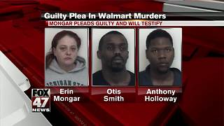 Woman reaches plea deal in slayings of 2 outside Wal-Mart