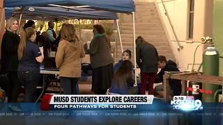 Career pathways for MUSD students - Video