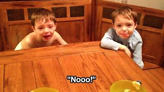 14 Picky Eaters Face Their Worst Nightmare - Video