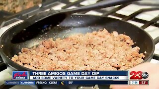 Foodie Friday: Three Amigos Game Day Dip