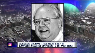 University of Michigan facing more legal action over alleged abuse