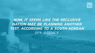 Is North Korea planning a new missile test? - Video
