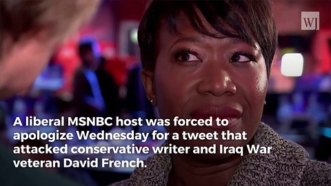 After Public Shaming by Fans, MSNBC Host Forced to Apologize for Attack on Iraq War Vet