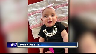 Sunshine Baby for Sunday, March 31, 2019