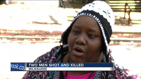 Mother of Milwaukee shooting victim's children: 'The only thing I can do is just pray'