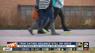 How to talk to your kids about teen dating violence - Video