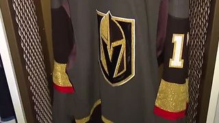 Vegas Golden Knights uniform voted among league's best - Video