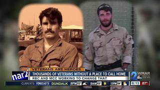 Veteran guiding veteran to better life - Video