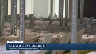 Denver considers changes to city elections