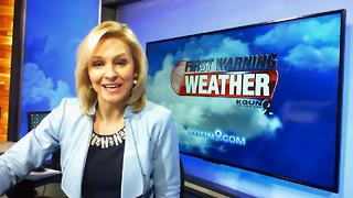 Chief Meteorologist Erin Christiansen's KGUN 9 Forecast Monday, November 20, 2017 - Video
