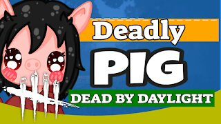 DBD Pig Counter | Dead By Daylight Pig Gameplay with Commentary