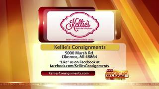 Kellie's Consignments - 12/20/17 - Video
