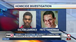 Fort Myers man convicted of killing driver in 2016 - Video